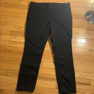 No Boundaries 15-17 XL Black Pull On Pants